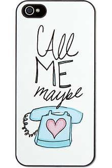 IDEAL Call me maybe iPhone case