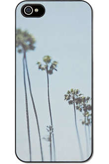 IDEAL Palm trees iPhone case