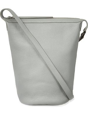KARA Leather shoulder bag