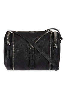 KARA Double date cross-body bag