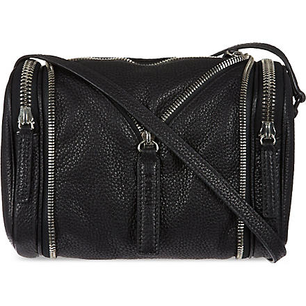 KARA Double date cross-body bag (0001
