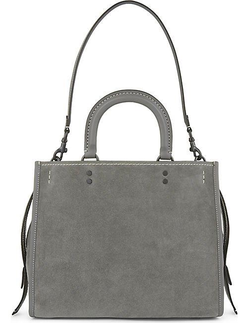 coach luggage outlet eags  grey coach bag