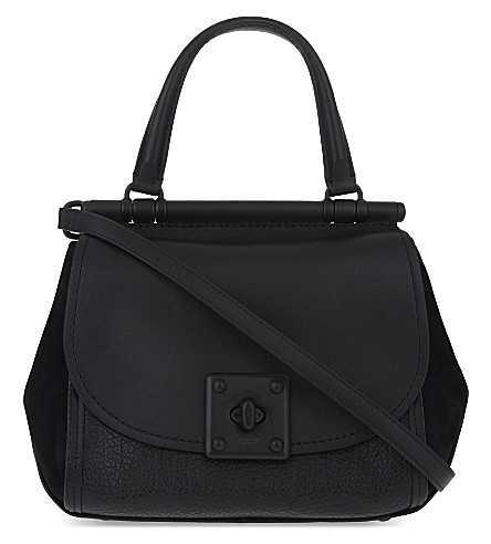 COACH Drifter leather tote (Mw/black