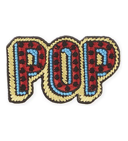 LES PETITS JOUEURS Small Pop sticker (Multi