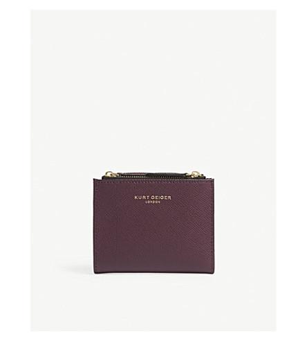 New Saffiano leather mini purse