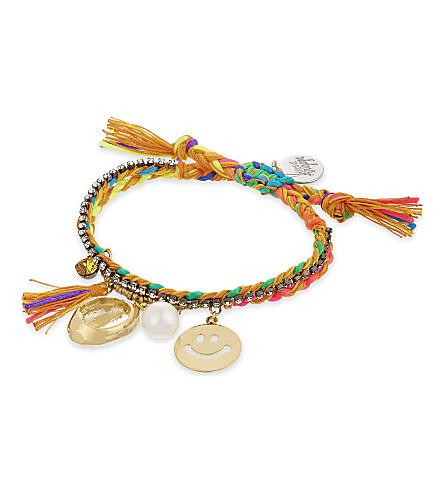VENESSA ARIZAGA Fun at the Beach bracelet (Multi