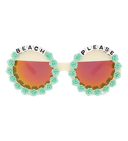 RAD AND REFINED Beach please round-frame sunglasses (Multi