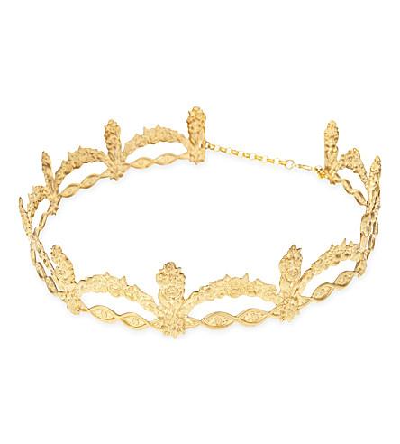 ROCK N ROSE Lilliana metal crown (Gold
