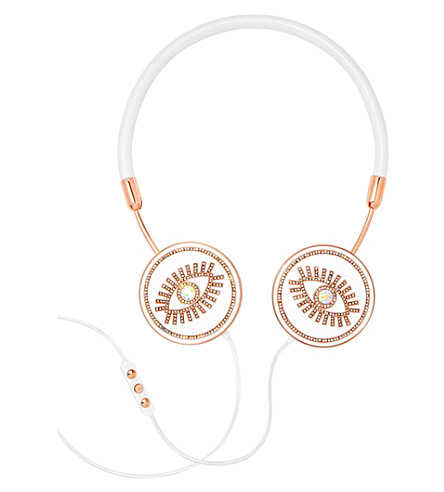 FRENDS HEADPHONES Layla rose evil eye on-ear headphones (Rg/bbee