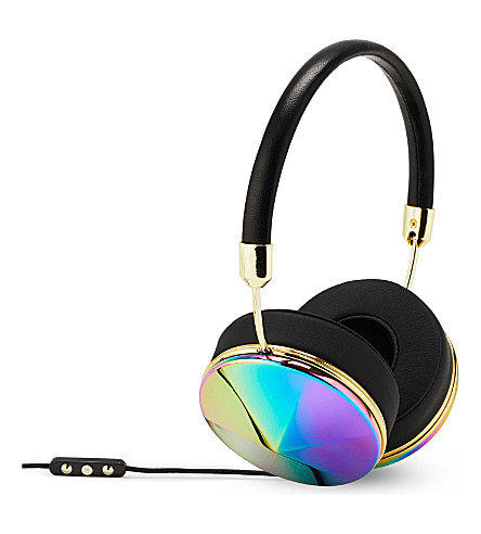 FRENDS HEADPHONES Taylor Oil Slick on-ear headphones (Bk/os