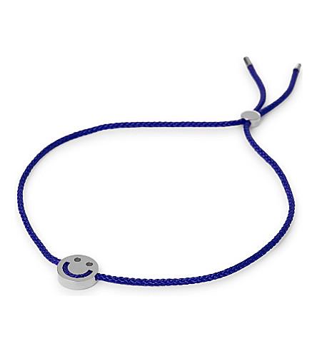 RUIFIER Friends happy bracelet (Slv/navy