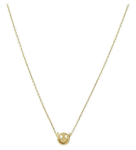 RUIFIER Wicked pendant necklace (Gold