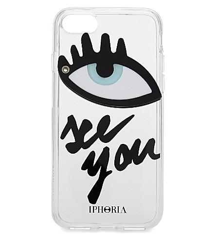 IPHORIA Miroir au portable See You iPhone 7 case (Multi