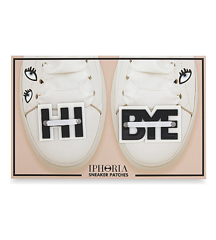IPHORIA Trainer patches pack of two (Hi+bye