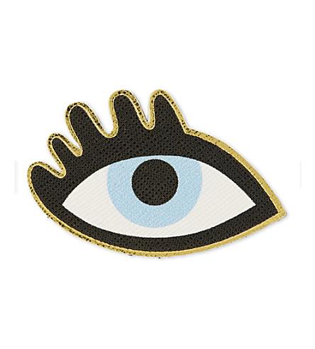 IPHORIA Eye leather sticker (Multi
