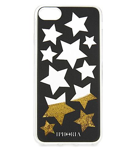 IPHORIA Liquid twinkle stars iPhone 7 case (Multi