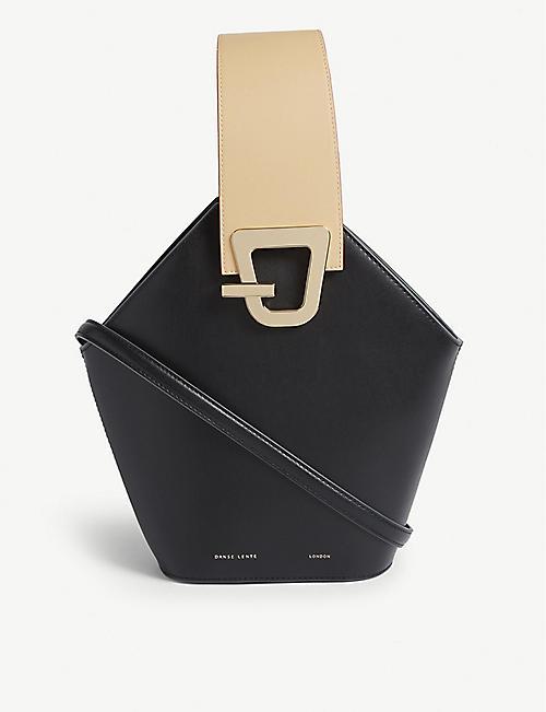 7a446ac55a DANSE LENTE - Johnny leather bucket bag