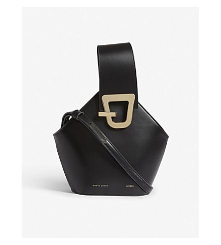 Black DANSE LENTE DANSE Johnny LENTE shoulder leather Mini bag 8qwOxx5