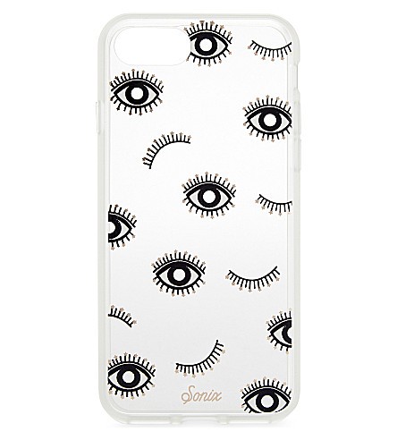SONIX Starry eyed Iphone 7 case (Clear