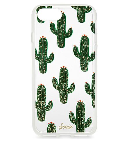 SONIX Cactus iPhone 7 case (Green
