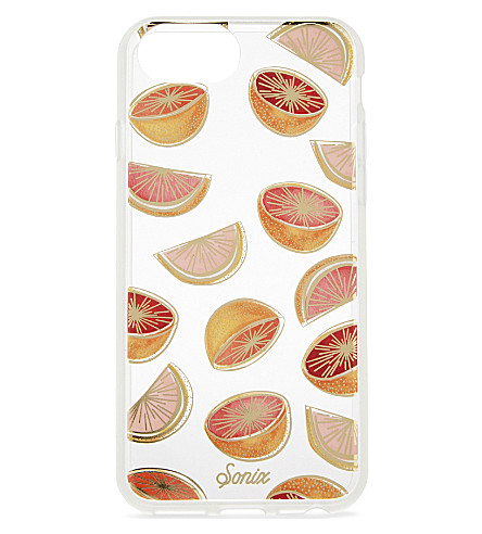SONIX Citrus iPhone 6/6S/7 case (Orange