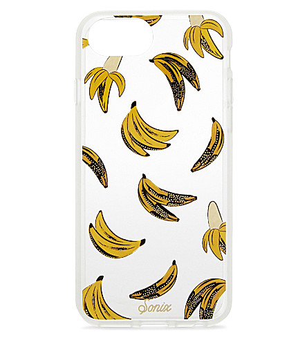 SONIX Banana babe Iphone 7 case (Yellow
