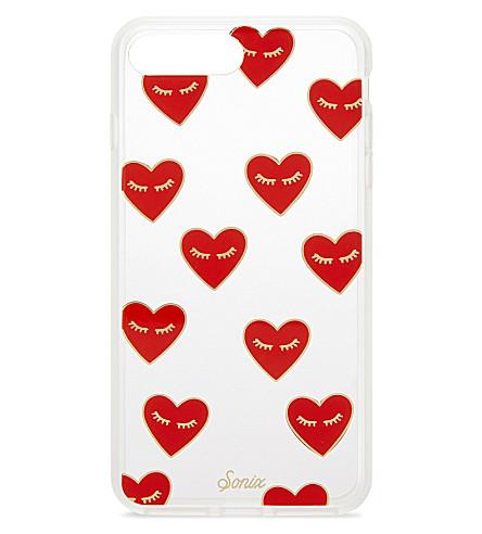 SONIX Fancy heart iPhone 7 Plus case (Red
