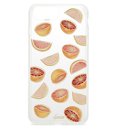 SONIX Citrus iPhone 6 & 6S Plus/7 Plus case (Orange