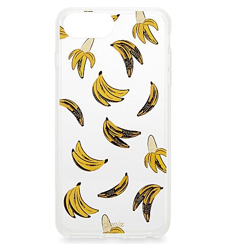 SONIX Banana babe Iphone 6+/7+ case (Yellow