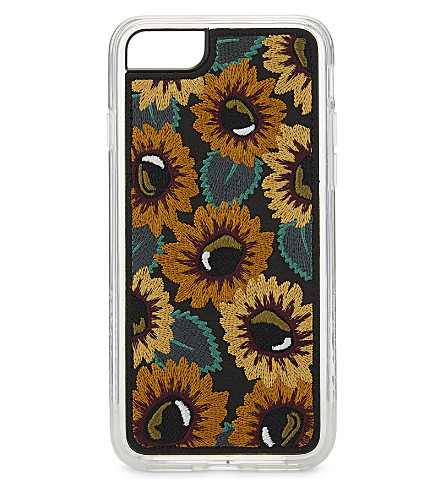 ZERO GRAVITY Sunny iPhone 7 case (Yellow+multi