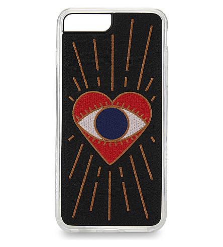 ZERO GRAVITY Visions iPhone 7 Plus case (Red+multi