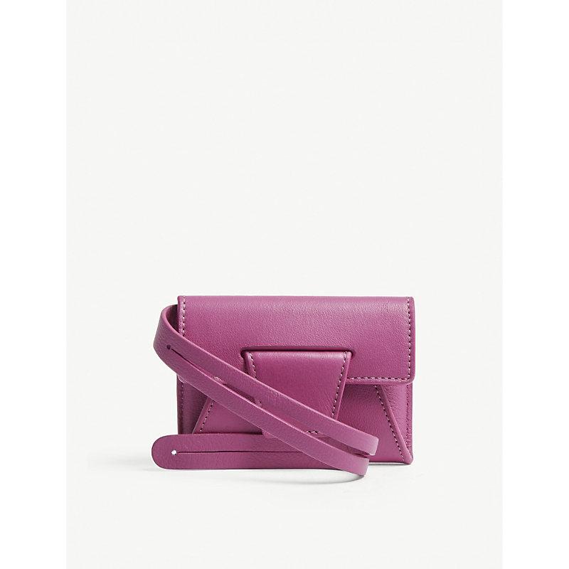 YUZEFI Lolita leather wallet