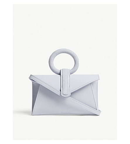 COMPLET Valery micro leather satchel