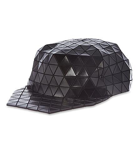BAO BAO ISSEY MIYAKE Bao Bao Prism cap (Black