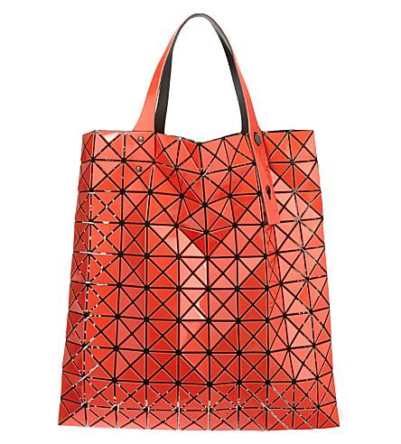 BAO BAO ISSEY MIYAKE Prism medium tote (Orange