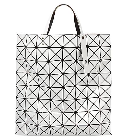 BAO BAO ISSEY MIYAKE Large Prism tote bag (White