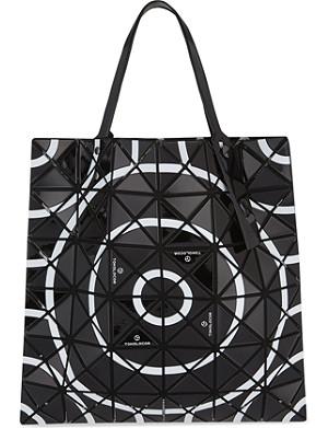 BAO BAO ISSEY MIYAKE Tokolo semi-circle patterned tote