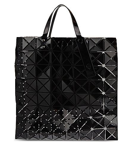 BAO BAO ISSEY MIYAKE Large Prism tote (Black