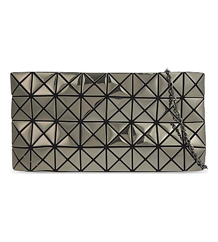 BAO BAO ISSEY MIYAKE Platinum-2 prism cross-body bag (Gunmetal