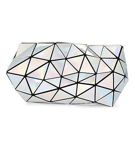 BAO BAO ISSEY MIYAKE Distortion prism clutch (Multi