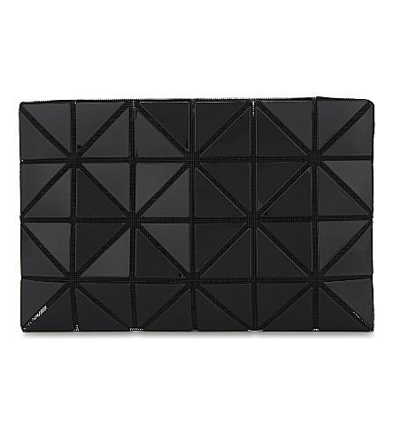 BAO BAO ISSEY MIYAKE Lucent basics pouch (Black