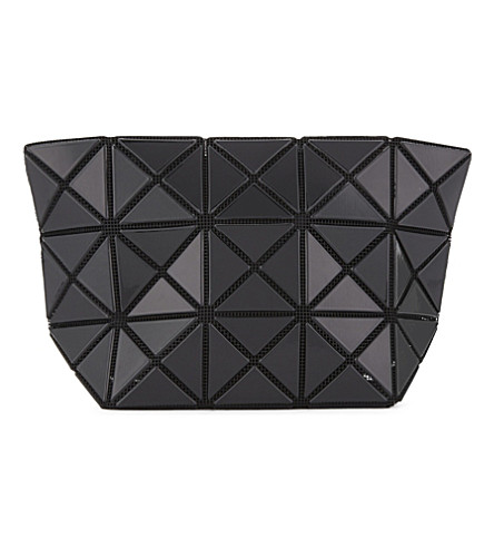 BAO BAO ISSEY MIYAKE Prism pouch (Black