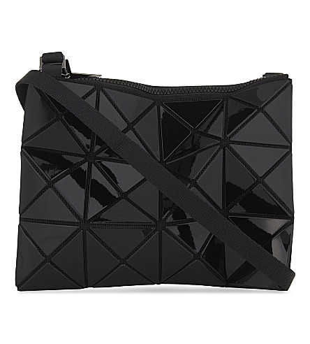 BAO BAO ISSEY MIYAKE Lucent cross-body bag (Black