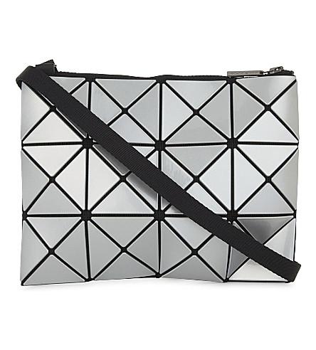 BAO BAO ISSEY MIYAKE Lucent cross-body bag (Silver