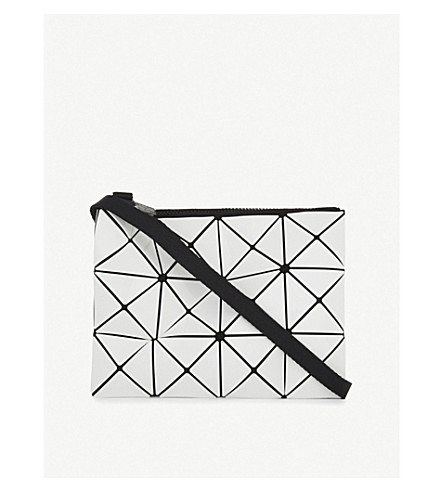 BAO BAO ISSEY MIYAKE Lucent cross-body bag (White