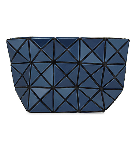 BAO BAO ISSEY MIYAKE Prism small pouch (Blue