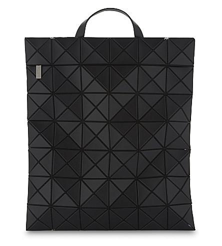 BAO BAO ISSEY MIYAKE Prism flat-pack backpack (Black