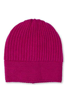 JOHNSTONS Chunky ribbed hat