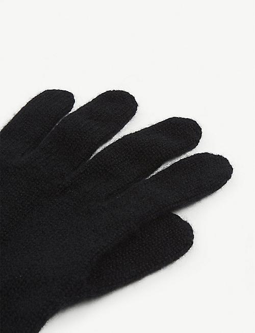 JOHNSTONS 羊绒手套