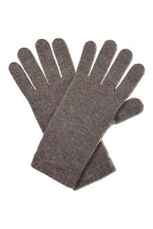 JOHNSTONS Cashmere knitted gloves